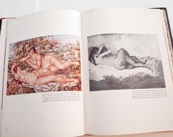 Erotic Art Of The Masters / note mature book