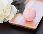 Bliss - Ginger Peach Bath Bomb