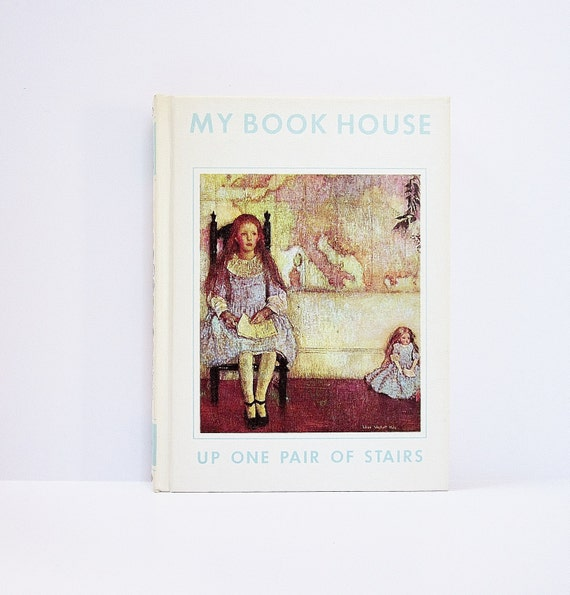 Up one pair of stairs 1971 my book house volume 3 three olive for Classic house volume 1