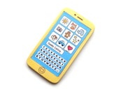 Pretend play phone for toddlers and kids