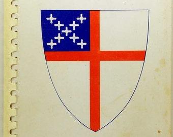 The Episcopal Epicure Cookbook Christ Episcopal Church 1966 SC/SB