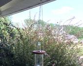 Hanging tea light -- Custom order for Reba