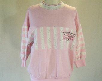 Pastel Pink SPORTS XCHANGE Sweatshirt