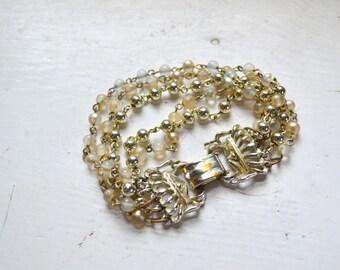 1950s Star Multi-Strand Bracelet