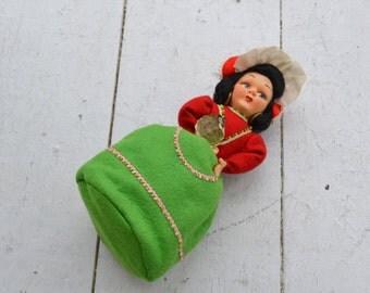 1950s Italarts Doll Purse
