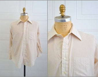 1970s JC Penney Button Front Shirt