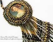 Victorian Cameo Pendant Necklace SALE