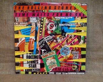 The Rolling Stones - Anthology 1971-1977 -  Vintage Vinyl Record Album...UK Pressing