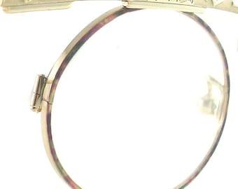 Vintage Browline Bar Chai Glasses Eyeglasses Sunglasses New Frame Eyewear