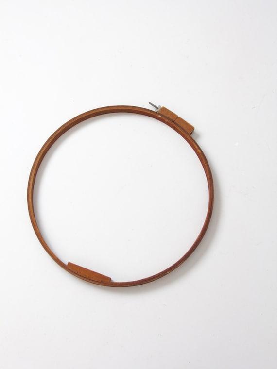 Vintage xl embroidery hoop