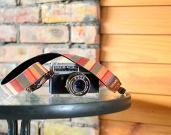iMo Picnic camera strap suits for DSLR / SLR with quick release buckles