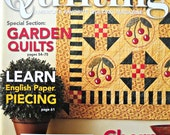 Fons and Porter's Love of Quilting Magazine, July/August 2008 Issue