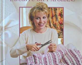 Vanna's Favorite Gift Afghans Book