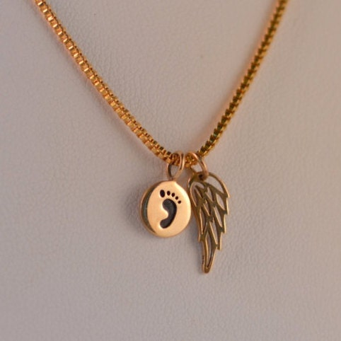 miscarry gift miscarriage jewelry child loss necklace