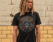 Disorder Conspiracy - LIMITED EDITION - Black Shirt | Inspired Disorder Podcast t-shirt - illuminati - porn - weed - IDP