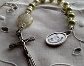 Chaplet in Green, Chaplet for Baptism, Chaplet for Confirmation