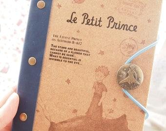 The Little Prince Notebook / Schedule  Le Petit Prince (blue)