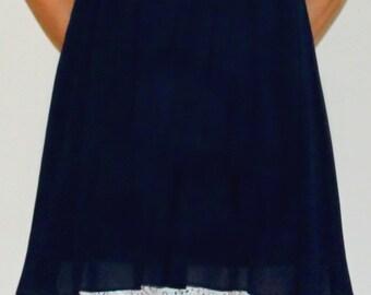 Women's Lace Slip Dress Extender PDF sewing pattern; dress extender pattern; dress extender sewing pattern; lace slip pattern