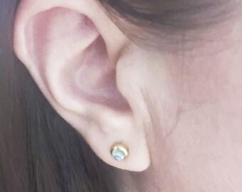 the bullet earring