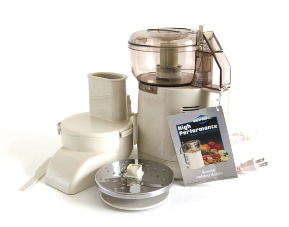 West Bend Food Processor Model