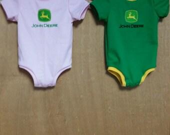 John Deere Onesie for Boys and Girls