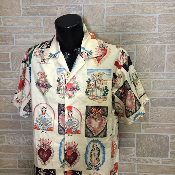 Mexican Mens Shirts