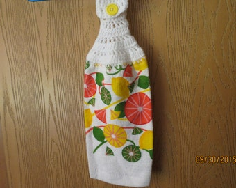 Fruit Slices Towel