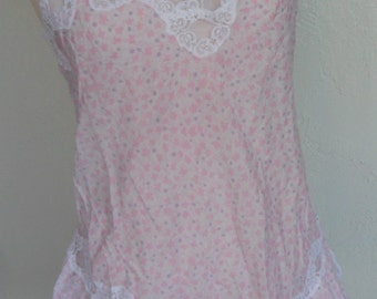Vintage Nightgown Baby Doll by Eve's Collections Size Medium