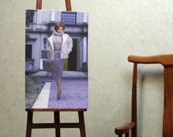 Verdi's MatisseFashions: Poster 2 x 3 inches