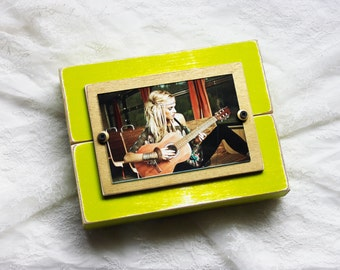 Lime Green Picture Frame | Lime Green | Picture Frame 4x6