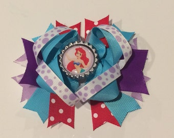 Ariel Fancy Hair Clip