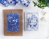 Blue series - Complete set of 6 Prints