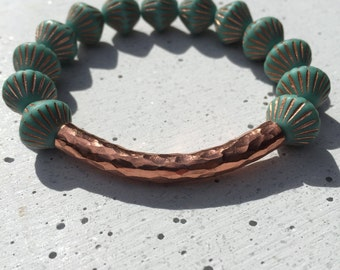 The Frances Beaded Bracelet