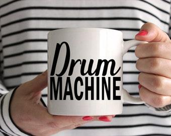 Drum Machine Ceramic Mug