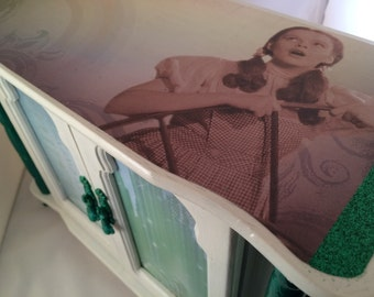 Emerald City Wizard of Oz Jewelry Box