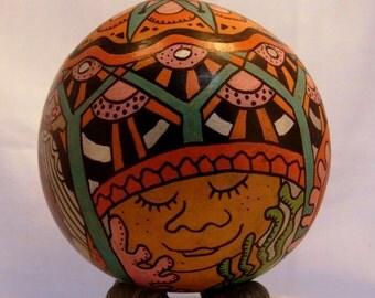 cannonball gourd box