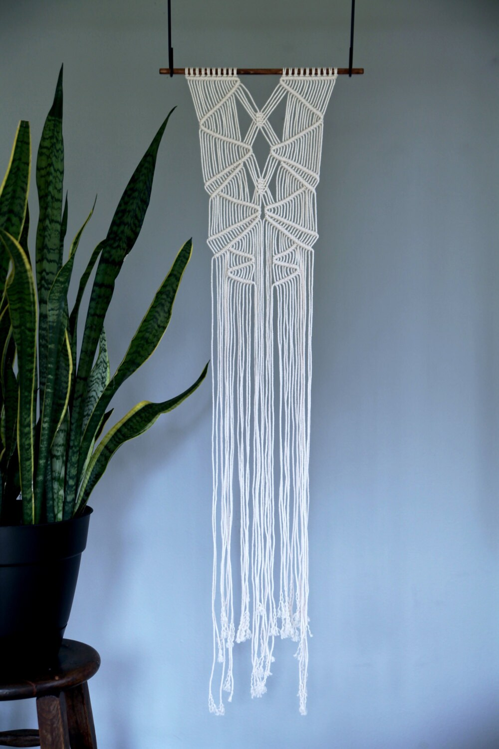 best rope for macrame wall hanging macrame wall hanging white cotton rope on by 6637