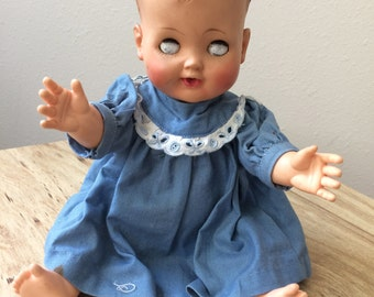 Creepy Haunted Baby Doll Possessed 50's Madame Alexander Cursed Object