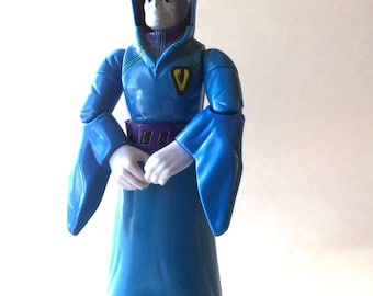 1985 Robotech Dolza Action Figure Zentraedi Supreme Commander Collectible Figurine  Tatsu Matchbox Inc.