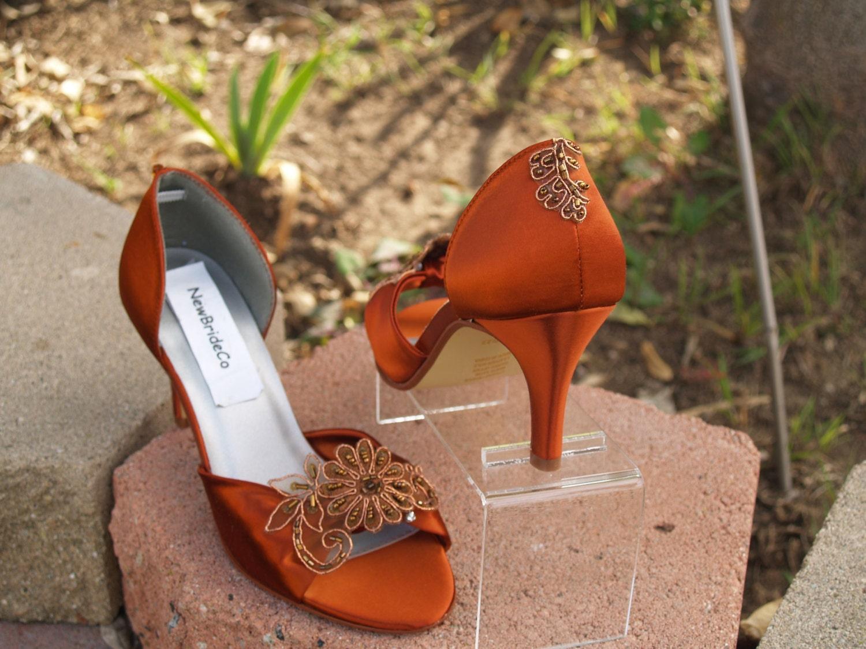 Copper Shoes Wedding 035 - Copper Shoes Wedding