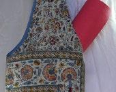 Yoga Bag Recycled Hippie Bedspread Yoga Bag Extra Large Hobo Bag Again