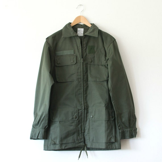 f725d8f8c9c French army surplus mens green military field jacket combat jpg 570x570 French  field jacket