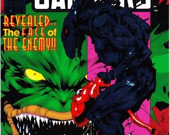 Vintage Starjammers Comic Book Volume 1 Number 3 December 1995 Marvel Comic - Corsair - Hepzibah - Shi'ar - Kree - Lilandra - Nova
