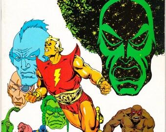 Vintage Warlock Comic Book Volume 1 Number 1 December 1982 Marvel Comics Group - Adam Warlock - Death Ship - Strange Tales - Trollish Tale