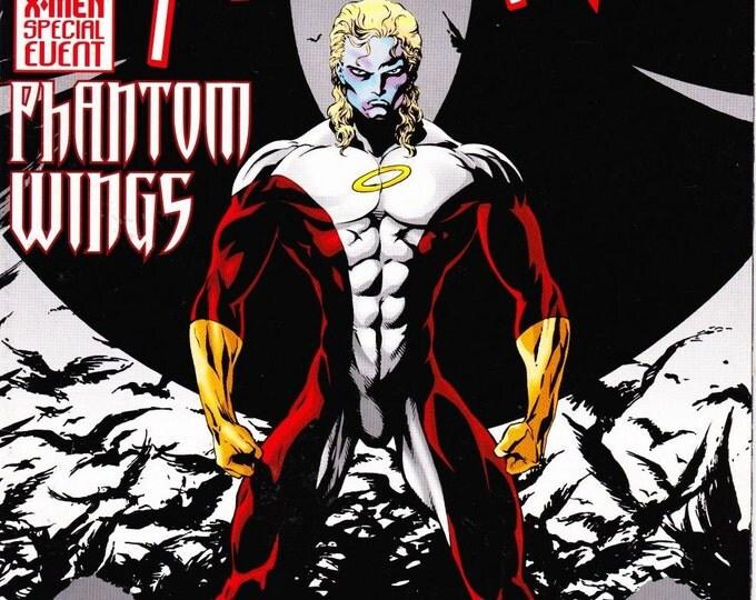Vintage Archangel, Comic Book, Volume 1, Number 1, February 1996, Comic, Warren Worthington III, X-Man, Hero, Philanthropist, Apocalypse