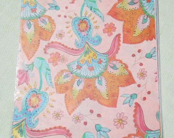Bright Colorful Decoupage Papers by MAKE Market
