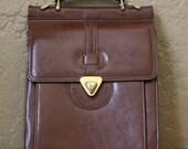 Expanding Hickory Handbag