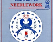 12 Traditional Pennsylvania Dutch Hex Signs Created for Needlework