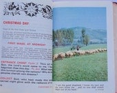 1960s People's Sunday Missal Nigh Pristine Large Print Vintage Religion Vintage Worship Vintage Book Vintage Bible Vintage Prayer