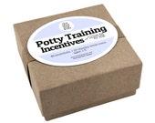 Potty Training Incentives for Kids, Toilet Training Kids, Toddler Potty Training, Positive Rewards Kids, Potty Reward System, Sticker Chart